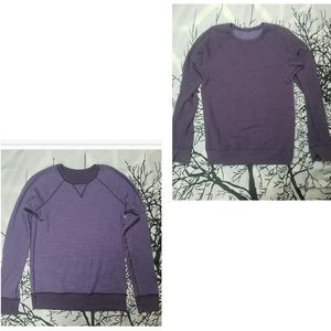 LULULEMON Open Your Heat 2 Long Sleeve Reverseable